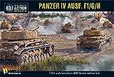 28mm Bolt Action: WWII Panzer IV Ausf F1/G/H German Medium Tank (Plastic)