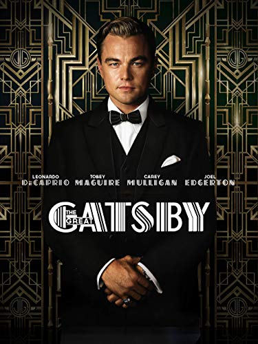 The Great Gatsby (2013) (Best Jobs For Aspiring Writers)