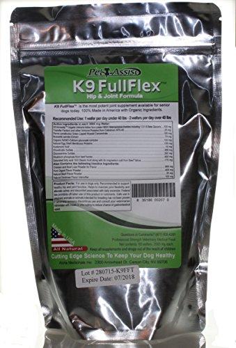 Product image of Aloha Medicinals - K9 FullFlex - Hip & Joint Formula (60 Soft Chews)