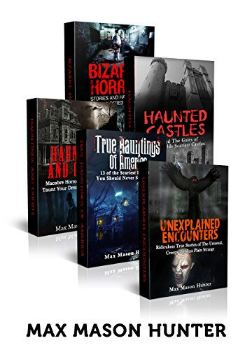 Free eBook - Unexplained True Stories