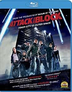 NEW Attack The Block - Attack The Block (Blu-ray)