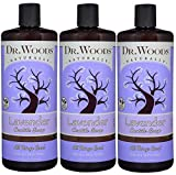 Dr. Woods Pure Relaxing Lavender Liquid Castile Soap