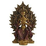 Small Buddha Maitreya Statue, 5.75 Inches