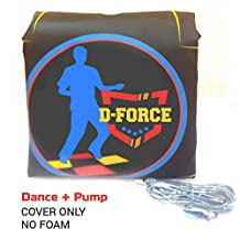 D-Force Deluxe USB Dance + Pump Pad REPLACEMENT COVER