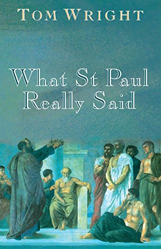 What St Paul Really Said