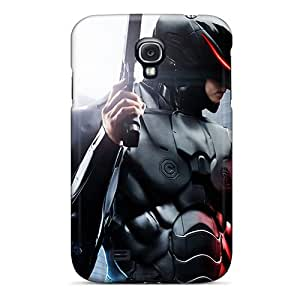 For Galaxy S4 Premium Tpu Case Cover Robocop Protective Case