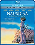 Cover Image for 'Nausicaä of the Valley of the Wind (Bluray/DVD Combo)'