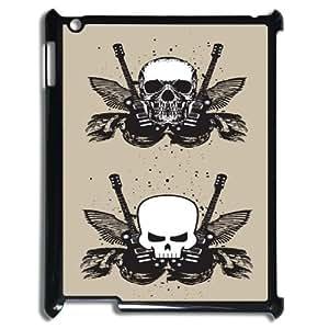 Ipad2,3,4 Guitar Phone Back Case DIY Art Print Design Hard Shell Protection MN028205