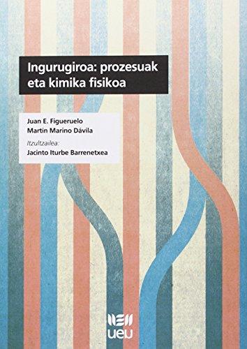 Descargar Libro Ingurugiroa. Prozesuak Eta Kimika Fisikoa Vv.aa.
