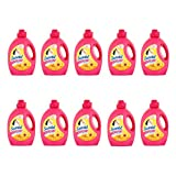 Suavitel Fast Dry Magical Morning Sun Fabric Conditioner, 135 fl oz (pack of 10)