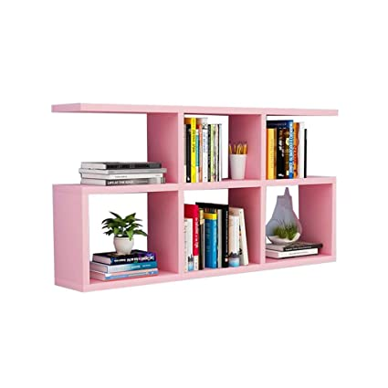 Amazon.com: Floating Shelf Wood Wall Shelves Unit for Living Room ...
