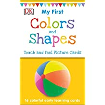 My First Touch and Feel Picture Cards: Colors and Shapes