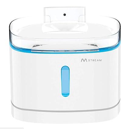 3L Dispensador De Agua Automático De Gran Capacidad Para Mascotas Con Soporte Para Cámara Bluetooth Conexión