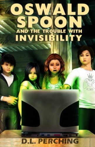 Download Oswald Spoon and the Trouble With Invisibility pdf
