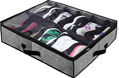 Homyfort Shoe Organizer Under