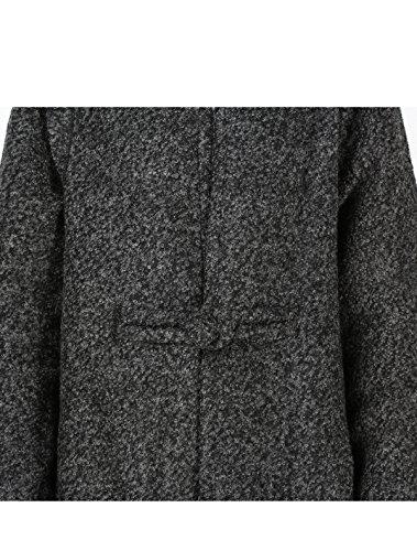 MatchLife - Abrigo - para mujer Style1-Green
