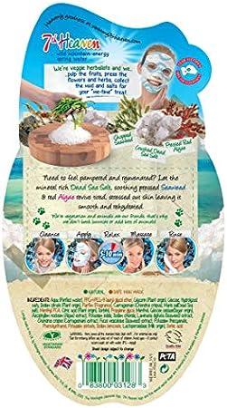 Montagne Jeunesse Mascarilla Dead Sea Face Spa Mar Muerto Tela - 15 ml