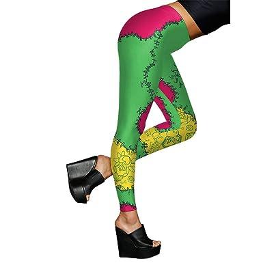 cinnamou Pantalon Mujer, Halloween Casual Leggins Chandal ...