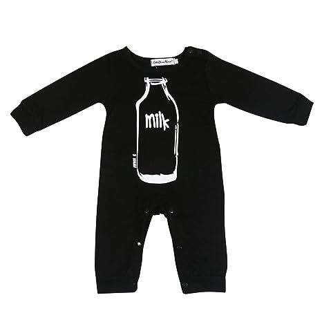 originaltree recién nacido bebé Pelele de manga larga unisex Baby ...