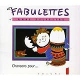 Les Fabulettes D'Anne Sylvestre /Vol.1 : Chansons Pour ...