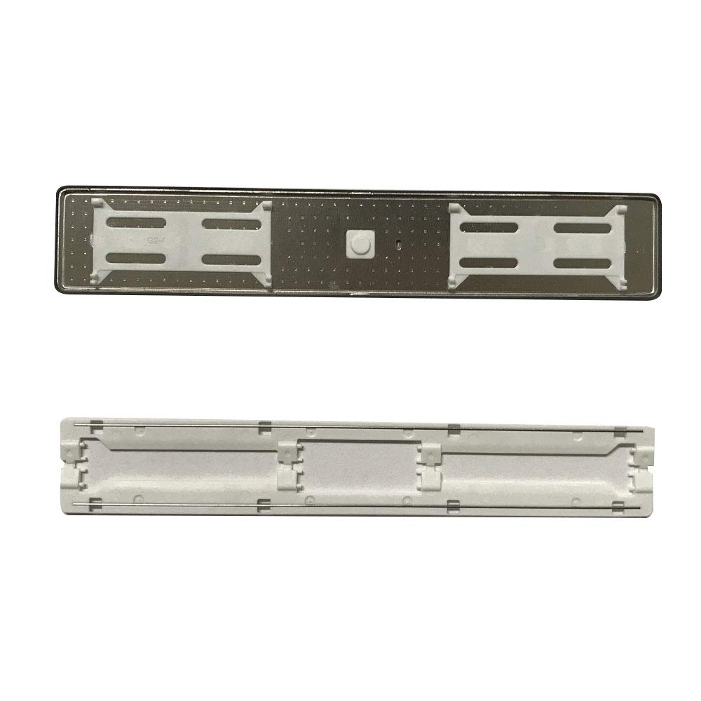 iBofans for MacBook Pro A1706 A1707 A1708 A1534 Keyboard Space Bar Key & Hinges Replacement