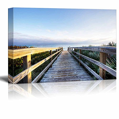 Beautiful Scenery Landscape of The Canaveral National Seashore Home Deoration Wall Decor ing