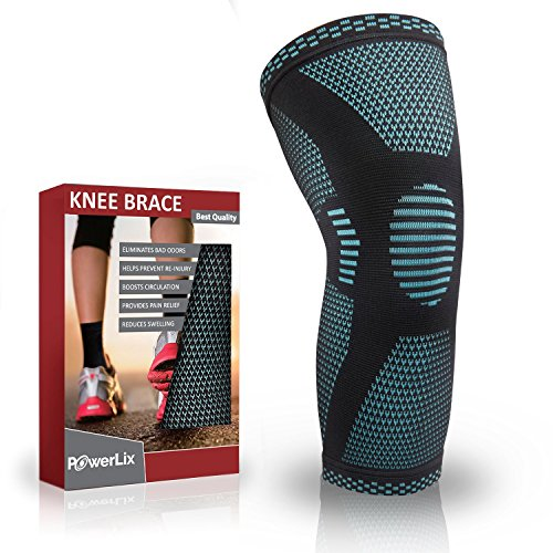 PowerLix Compression Knee Sleeve Basketball product image