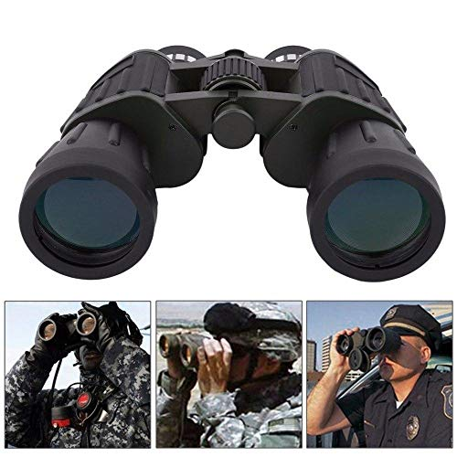 PeaceFrogCo Day and Night Magnification Telescope 60x50 Military Army Zoom Binoculars