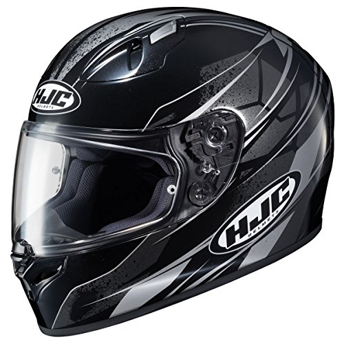 HJC Unisex-Adult Full-face-Helmet-Style FG-17 Toba MC-5 - Full Helmet Face Mc5