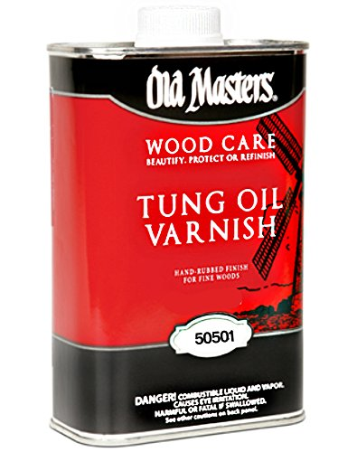 Old Masters 50501 Tung Oil Varnish - One Gallon