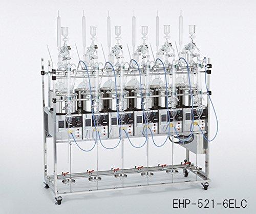スギヤマゲン3-5217-06自動温調式蒸留装置6連式セット B07BD2Z8T6