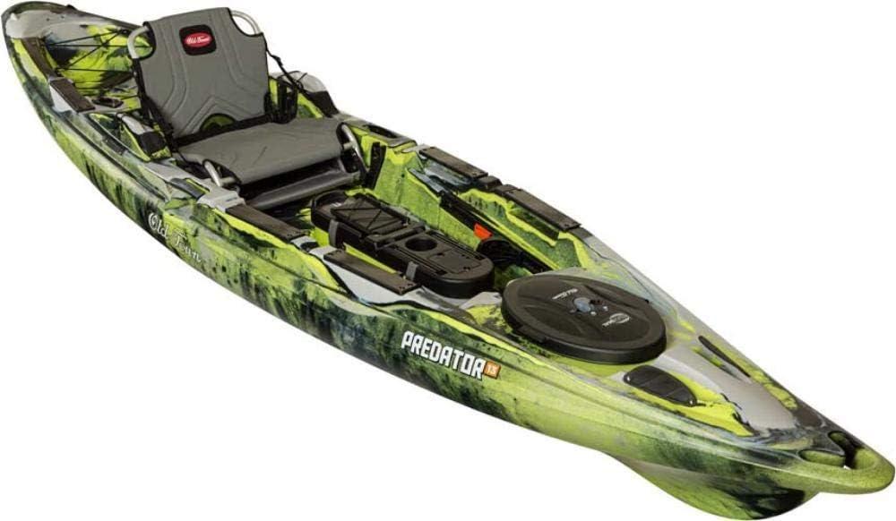 Old Town Predator 13 Angler Fishing Kayak