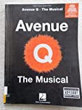 img - for Avenue Q The Musical: Piano Vocal Selections book / textbook / text book