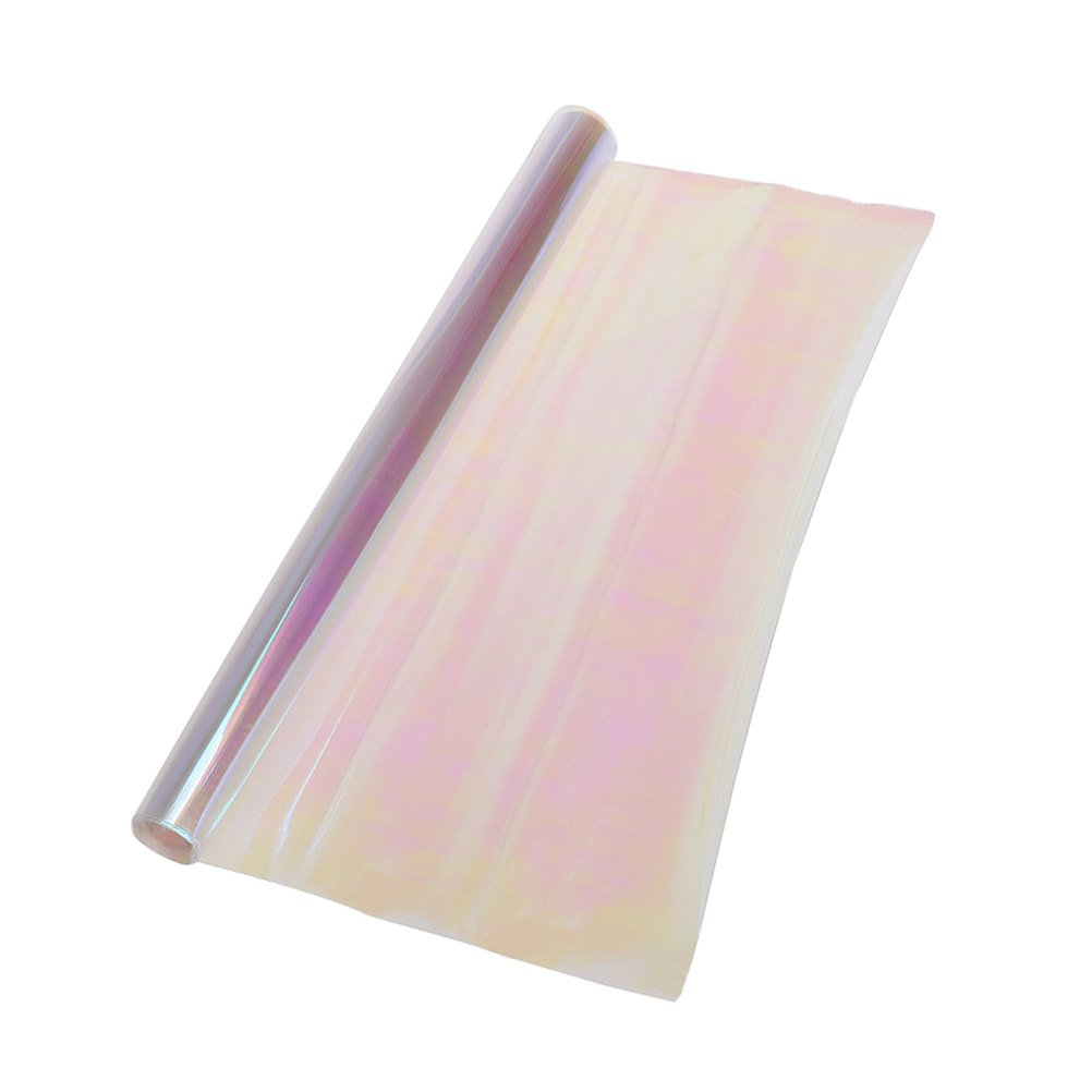 Vosarea Vinilo Protector para Faros Delanteros de Coche Color camale/ón cambiante Transparente 100 x 30 cm