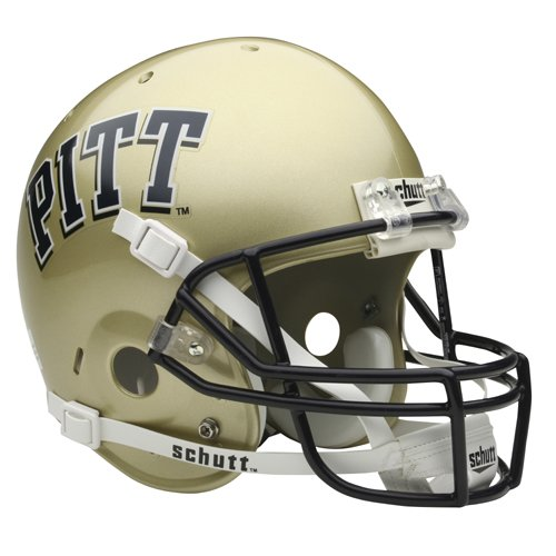 Schutt Pittsburgh Panthers Replica Helmet - NCAA Pittsburgh Panthers Replica Helmet