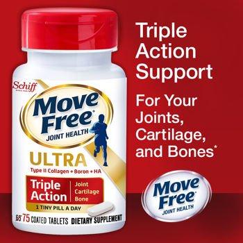 Schiff Move Free Ultra 75 comprimidos recubiertos