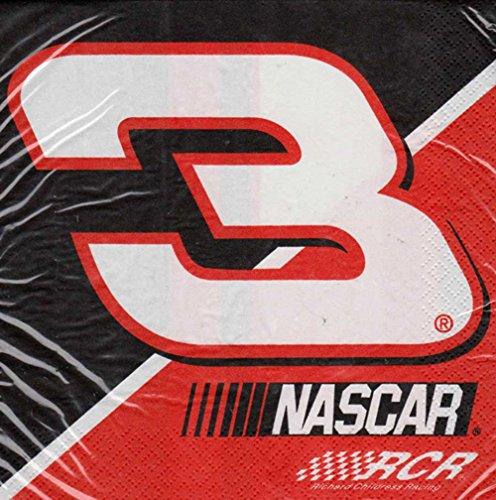 (NASCAR 'Dale Earnhardt' Lunch Napkins)