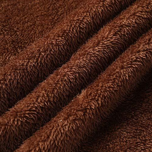 Peluche Velours Rétro De Impression Longues Manteau Multicolore2 Avec Grande Zippé En À Capuchon Épais Femmes Bouton Arctique Hiver Manches Haut Mrulic Taille Et Fleurs wq0FxT6tZq