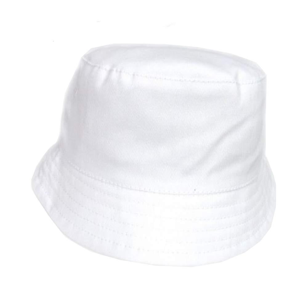 Pesci Baby - Sombrero - para bebé niña Blanco Blanco 0-3 Meses