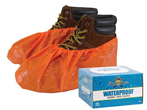 ShuBee® Waterproof Shoe Covers - Orange