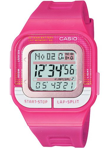 Reloj casio digital rosa