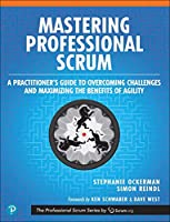 Mastering Professional Scrum Front Cover