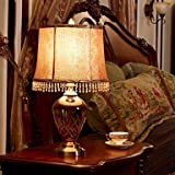 ZQ Modern fashion Table Lamp Innovative Style Painting Glass , 110-120V