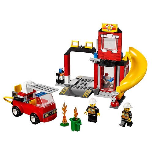 LEGO Juniors Fire Emergency (10671)
