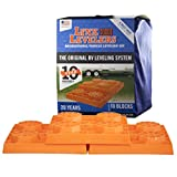 Tri-Lynx 00015 Lynx Leveler for RV Leveling Block with Nylon Storage Case, (Pack of 10)