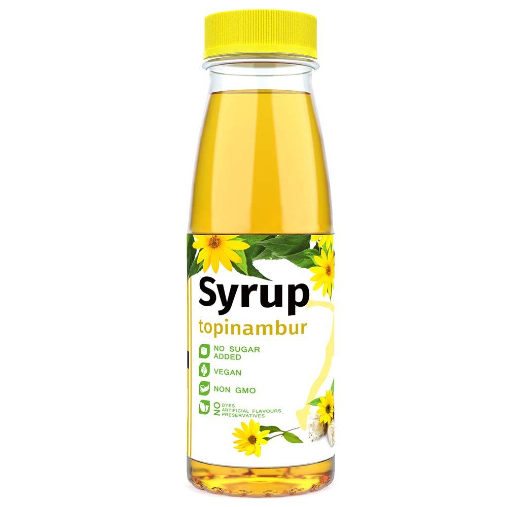 Topinambur syrup 1