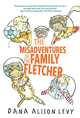 The Misadventures of the Family Fletcher (Family Fletcher Series)]()