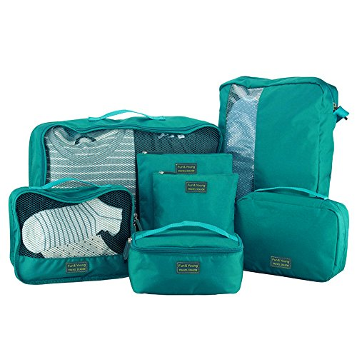 Kroeus Packing Luggage Organizer Compression