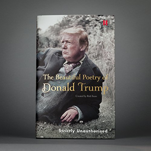 Beautiful Poetry Book Covers : The beautiful poetry of donald trump canons