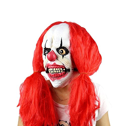 Scary Clown Mask Masque Payday Party Halloween Mask For Party Mascara Carnaval Silicone Female Masks Men Masquerade 11